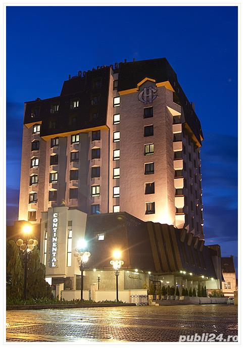 F&B Service Manager - Hotel Continental Forum Targu Mures 4*