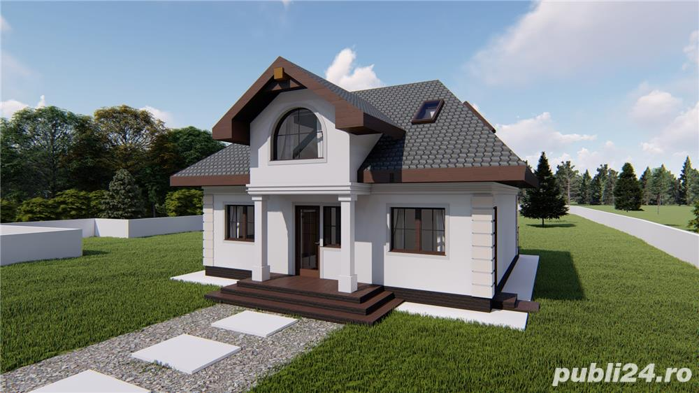 Casa de vanzare P+M Miroslava, 500 mp Teren, 90 mp utili
