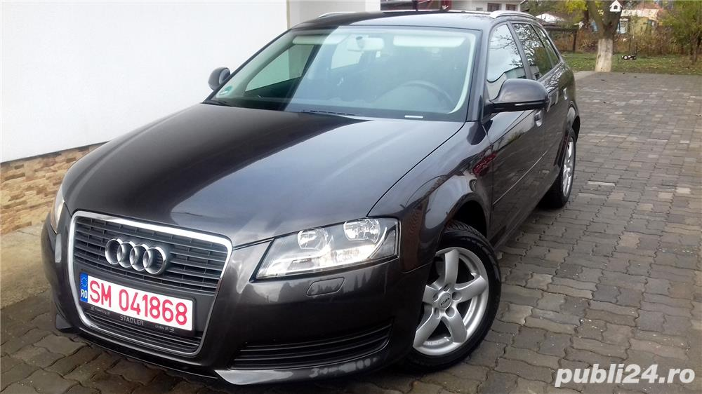 Audi A3=Attraction=R.A.R.Facut