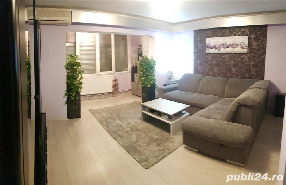 Ap . transformat in 3 camere, zona Steaua