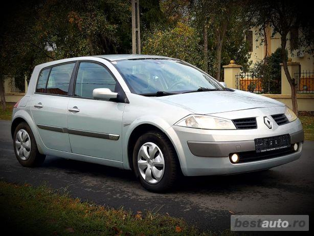 RENAUL MEGANE (SCENIC) 1.9 DCi an 2003
