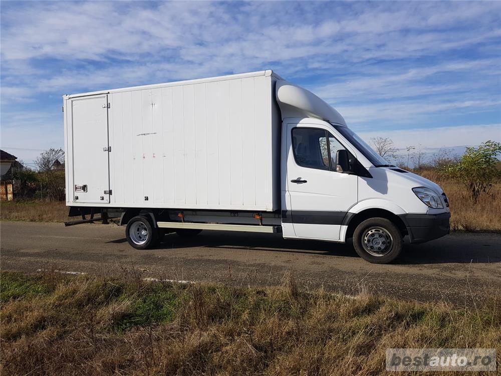 MERCEDES-BENZ Sprinter 511 CDi - 3.5 tone (cat.B) - CLIMA