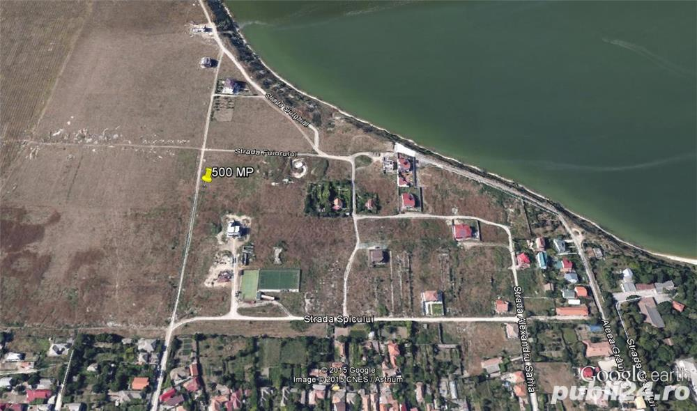 vand teren Palazu Mare zona Balon cod vt 528