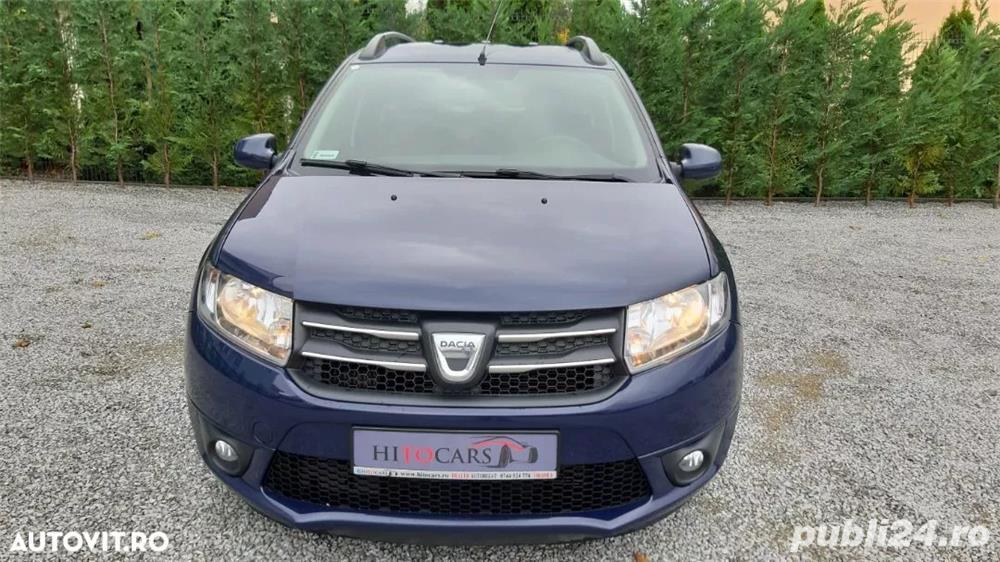 Dacia Logan MCV 1.5 dci 75CP  an 2015
