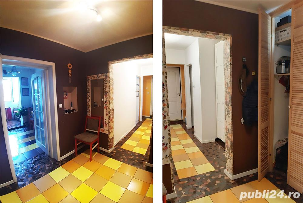 Inchiriere apartament 3 camere zona Ghencea