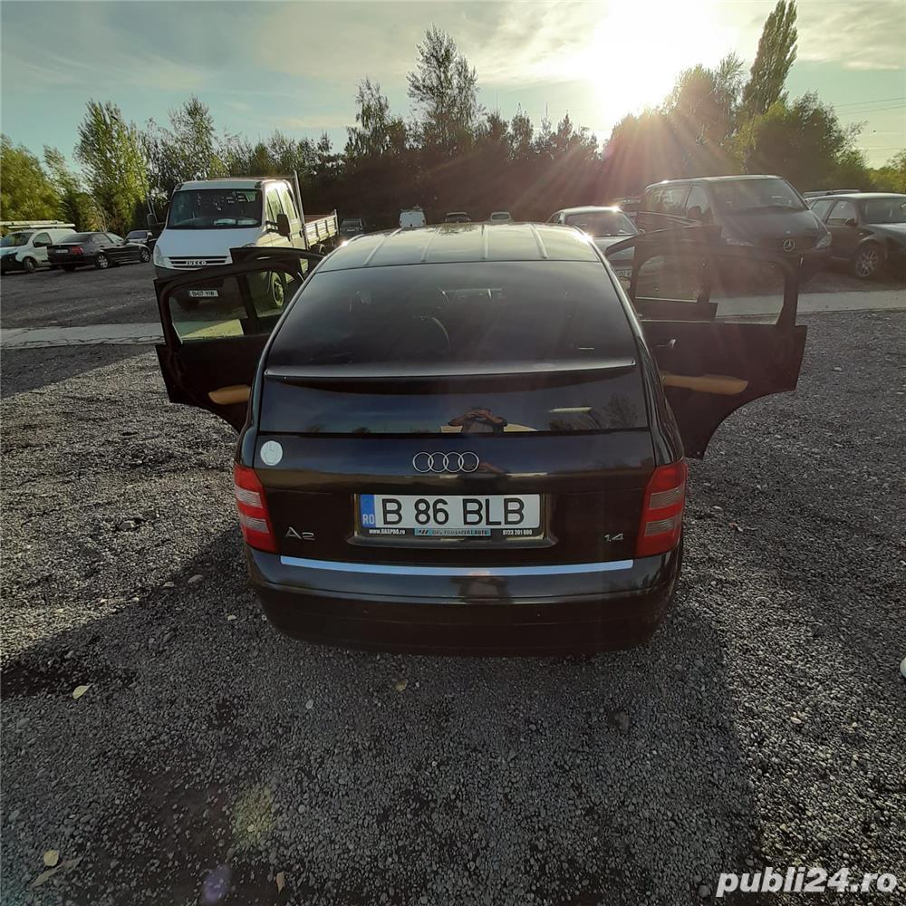 Audi A2 GPL /Benzina Euro 4