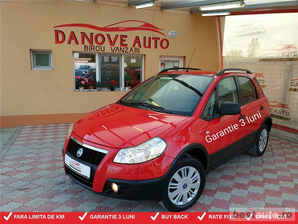 Fiat Sedici,GARANTIE 3 LUNI,BUY BACK,RATE FIXE,Motor 1600 cmc,4x4,benzina.