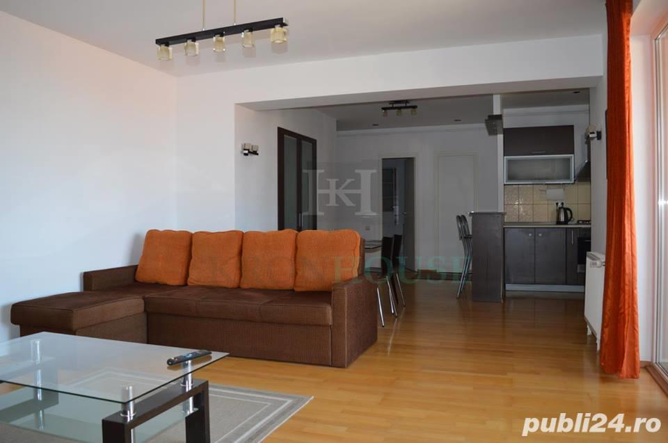 Apartament cu 3 camere in Complexul Europe Residence