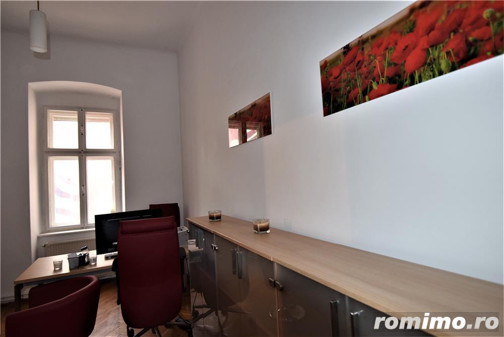 AF079 Apartament 3 camere, pretabil birou, Piata Unirii