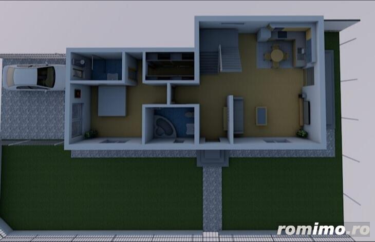 1/2 Duplex Dumbravita 140 mp/utili ,2 locuri de parcare, teren 310mp