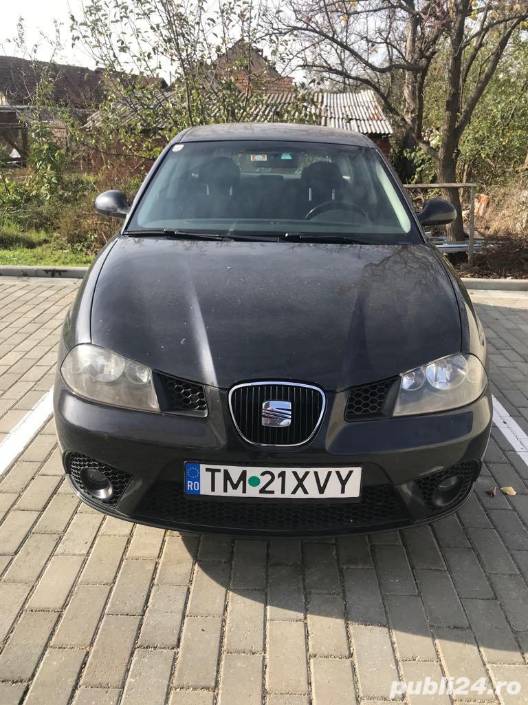 Seat Ibiza, diesel, inmatriculata.