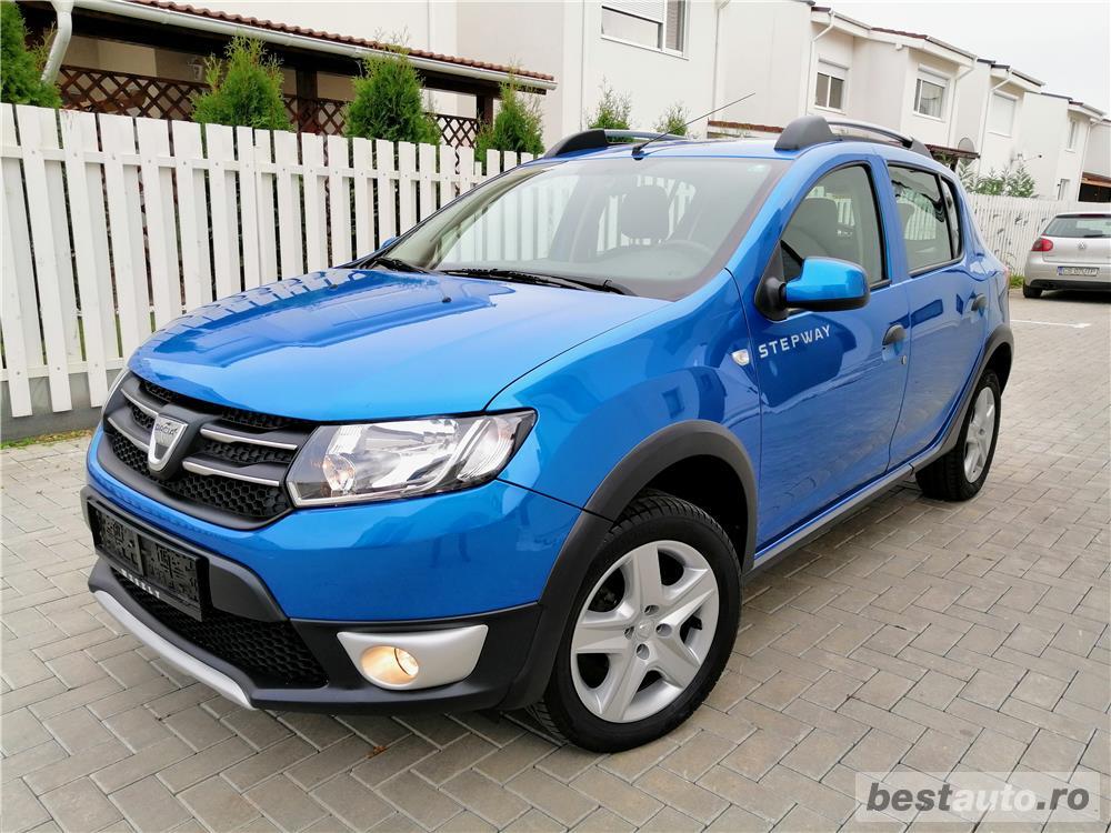 Dacia StepWay Laureate Euro 5 Benzina 91.000km Navigatie Parktronic Tempomat Clima acum adus !
