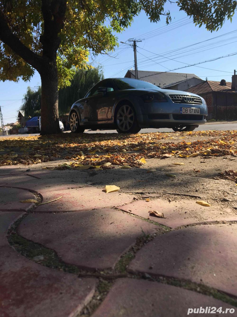 Vand Audi TT quatro limit edition