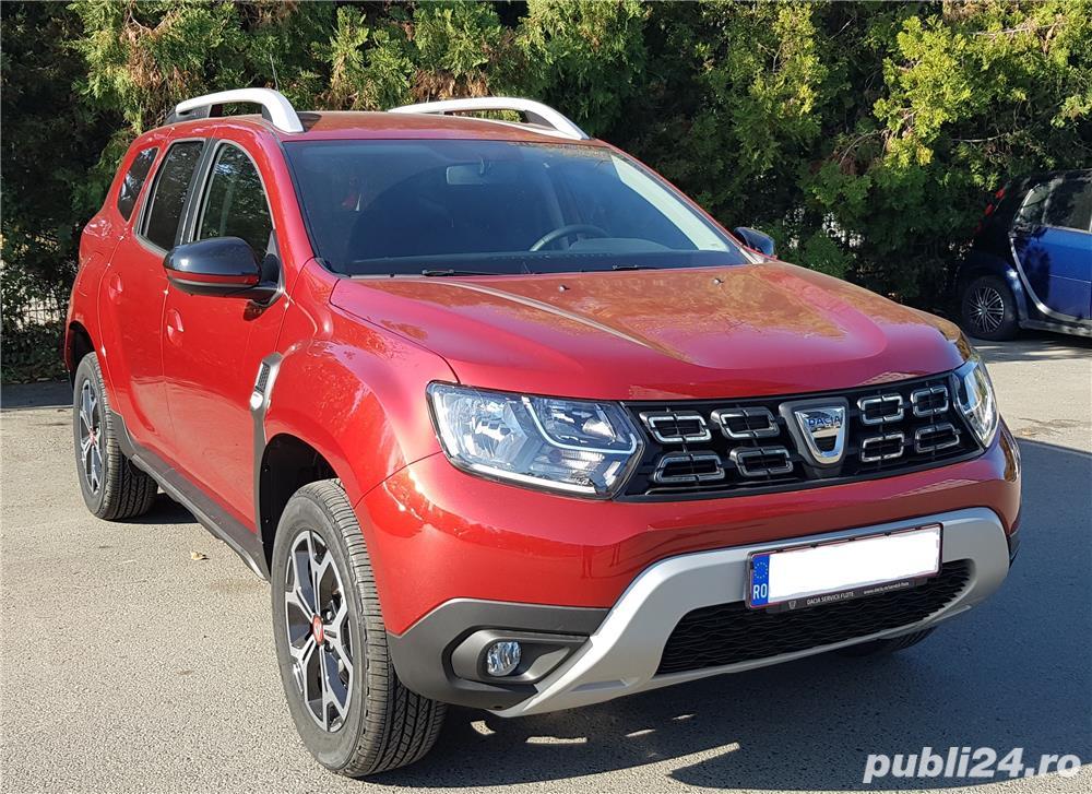 Dacia Duster 2019 - Seria Limitata Techroad - Benzina