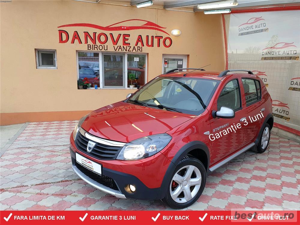 Dacia Sandero,LIVRAM GRATUIT,GARANTIE 3 LUNI,Rate fixe,Motor 1500 CDI,Diesel,Stepway.
