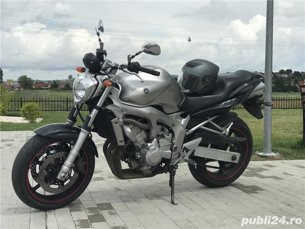 Yamaha FZ 6N