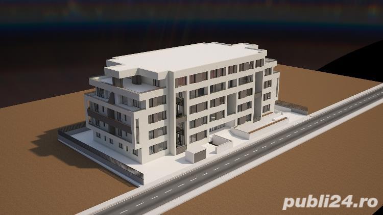 Aviatiei - apartament 3 camere, cu terasa de 48 mp