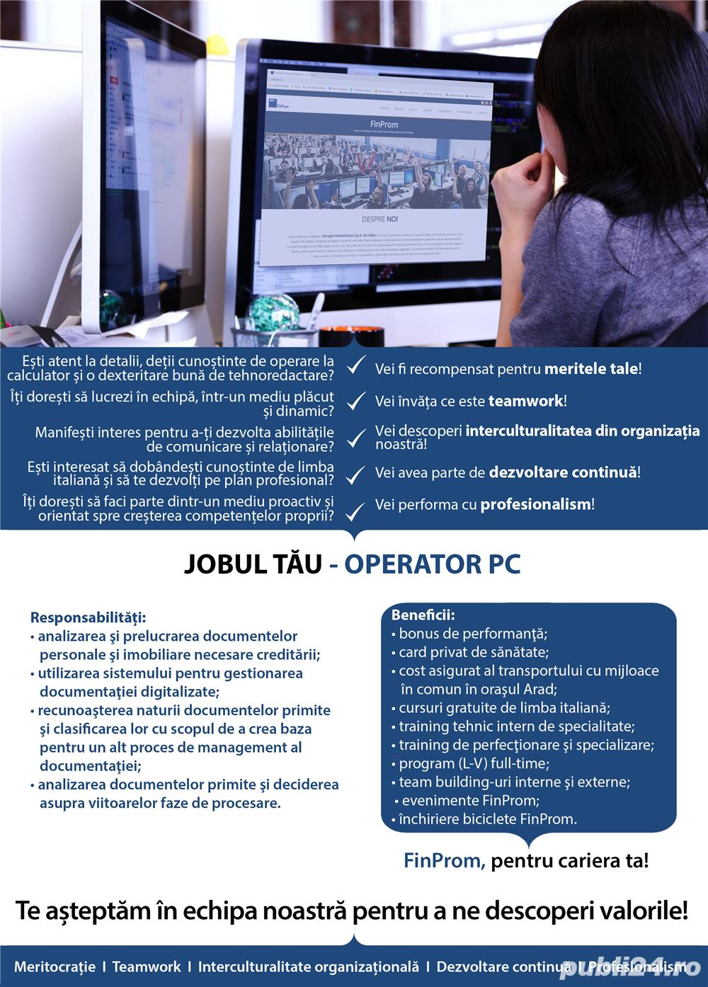 Operator prelucrare date