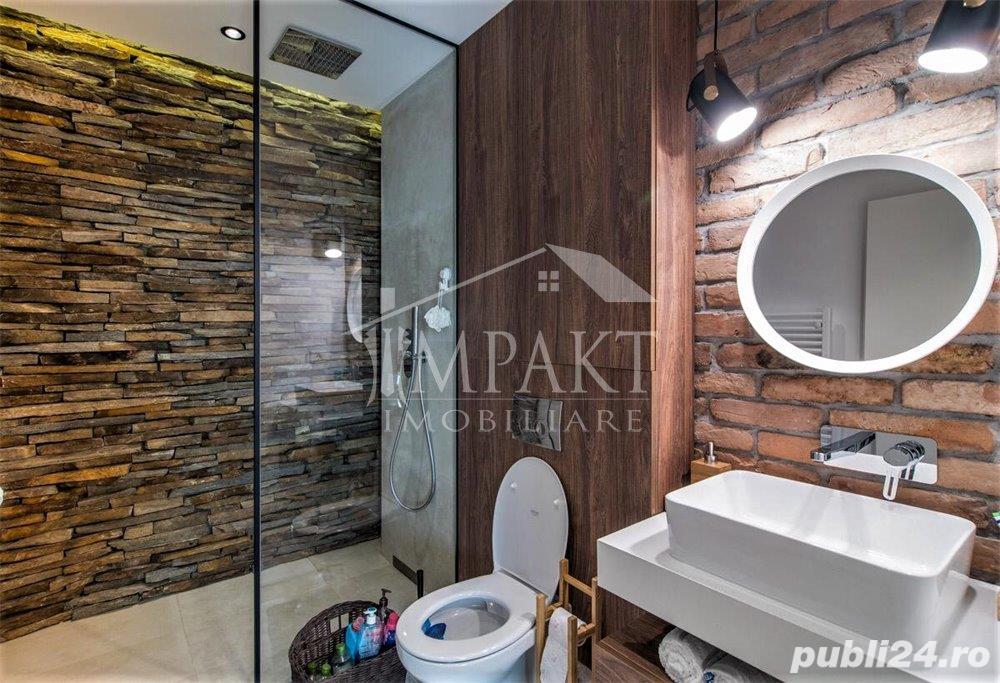 Apartament finisat Lux, in complex rezidential, zona Calea Turzii!