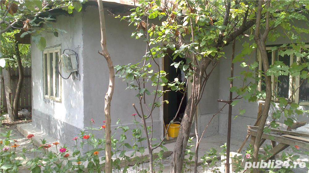 Casa de vanzare aproape de targ si Primarie, Comuna Viziru
