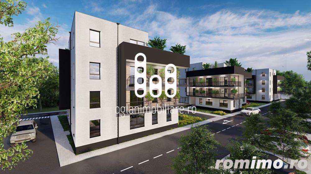 Apartament 3 camere 2 terase Cartierul Tineretului