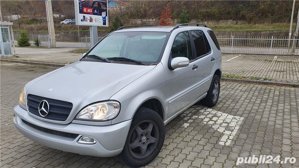 Mercedes-benz Clasa ML 270 CDI