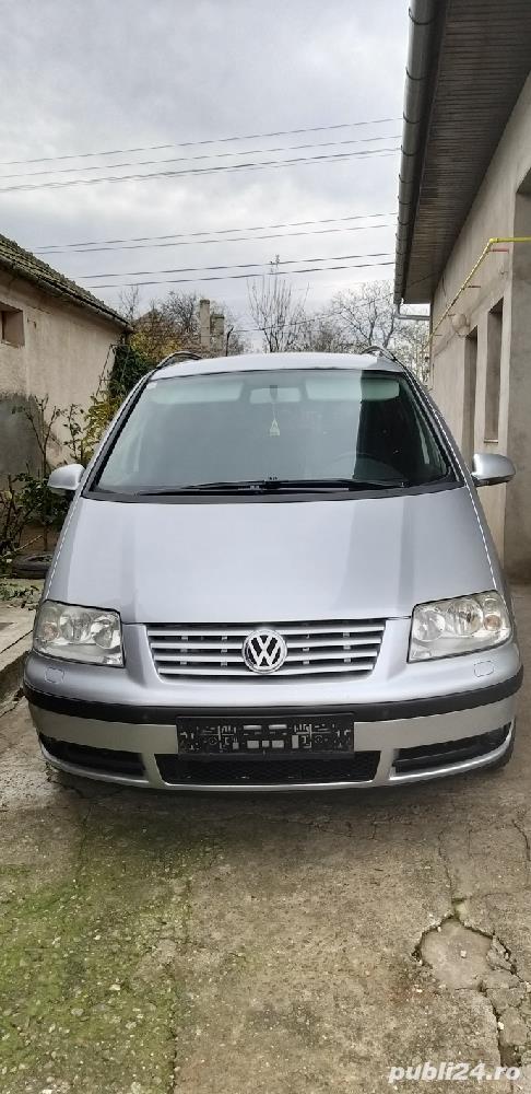De Vanzare Volkswagen Sharan 1.9TDI 2004