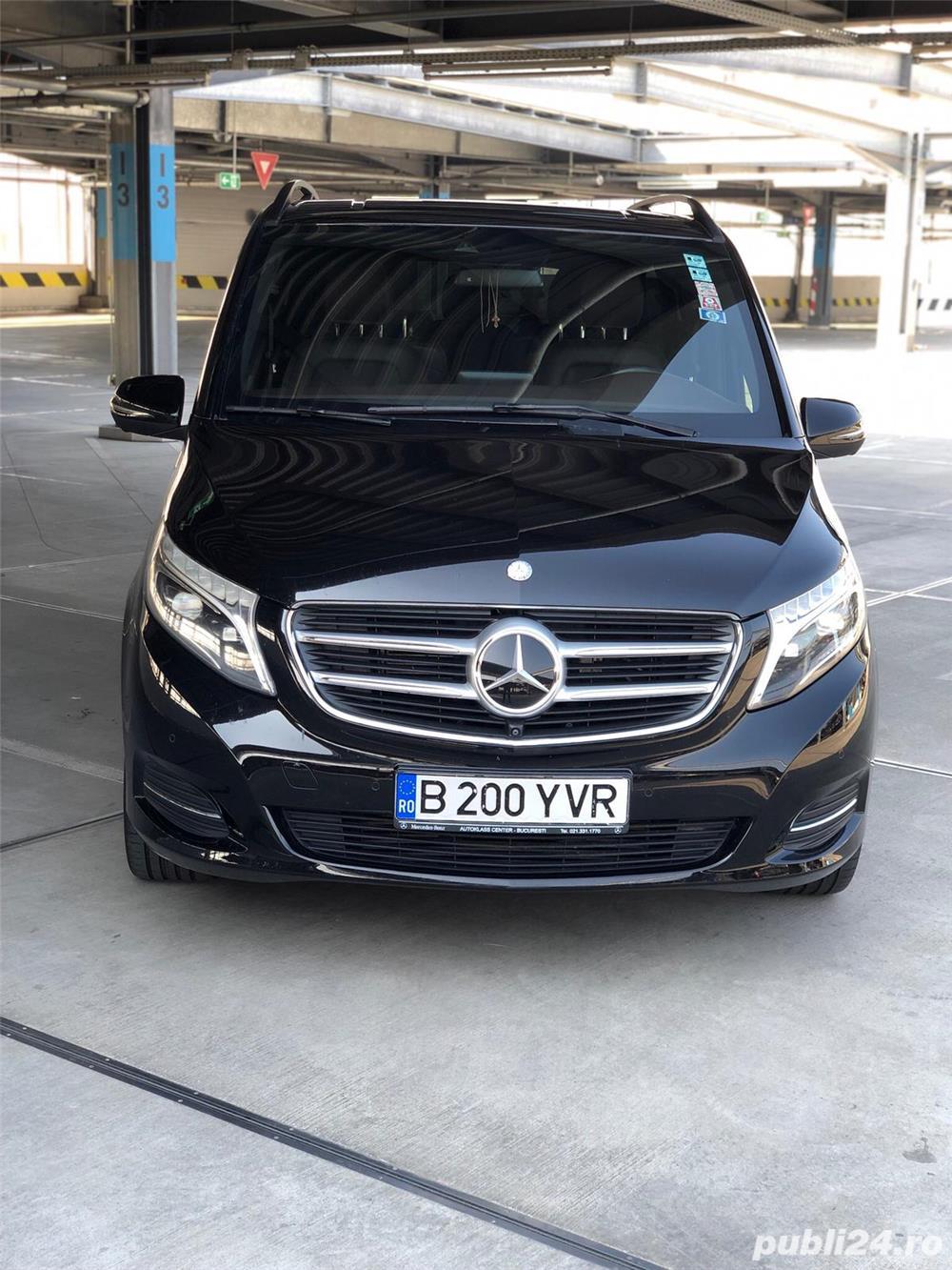 Mercedes-benz Clasa V V 250
