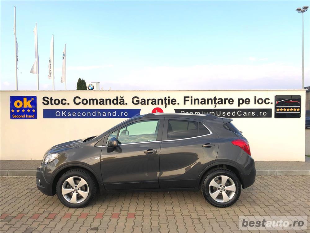 "Opel Mokka | 1.6D | 17"" | Xenon | Navi | Volan +scaune incalzite | Senzori de parcare | Clima | 2016"