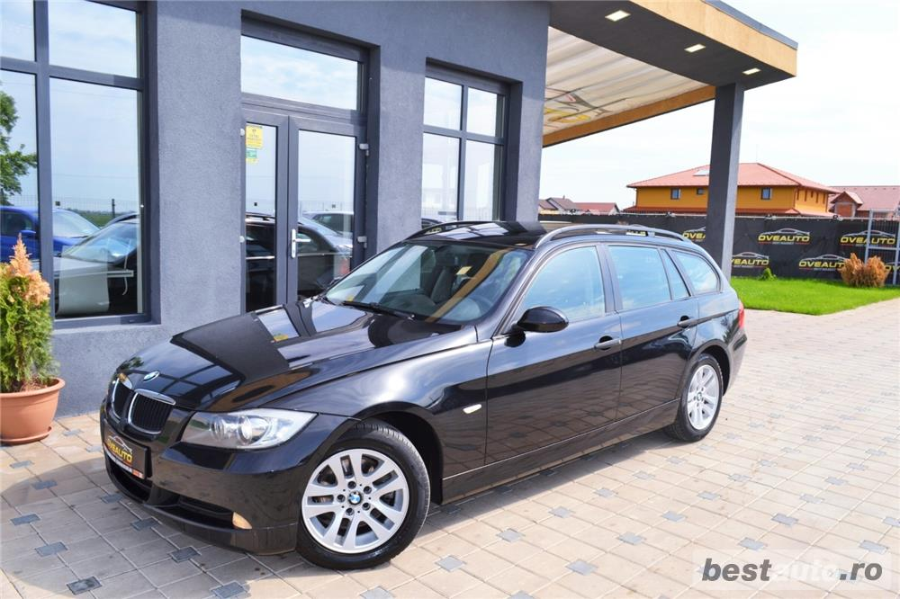 Bmw Seria 3 an:2007 =avans 0 % rate fixe=aprobarea creditului in 2 ore=autohaus vindem si in rate