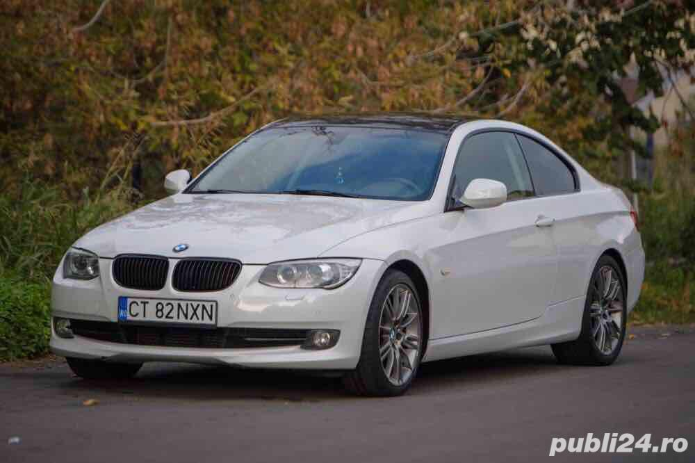BMW 320d Coupe LCI (e92) 2012