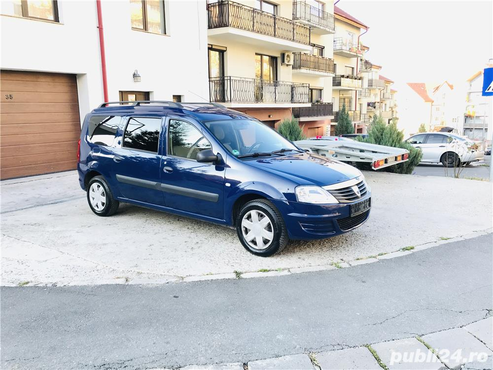 Dacia Logan MCV An.2009. CLINA