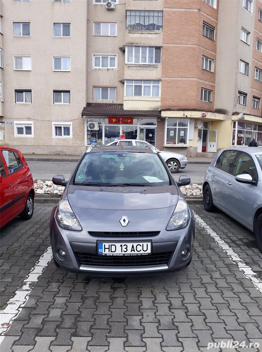 Renault Clio Grandtoure Dinamique