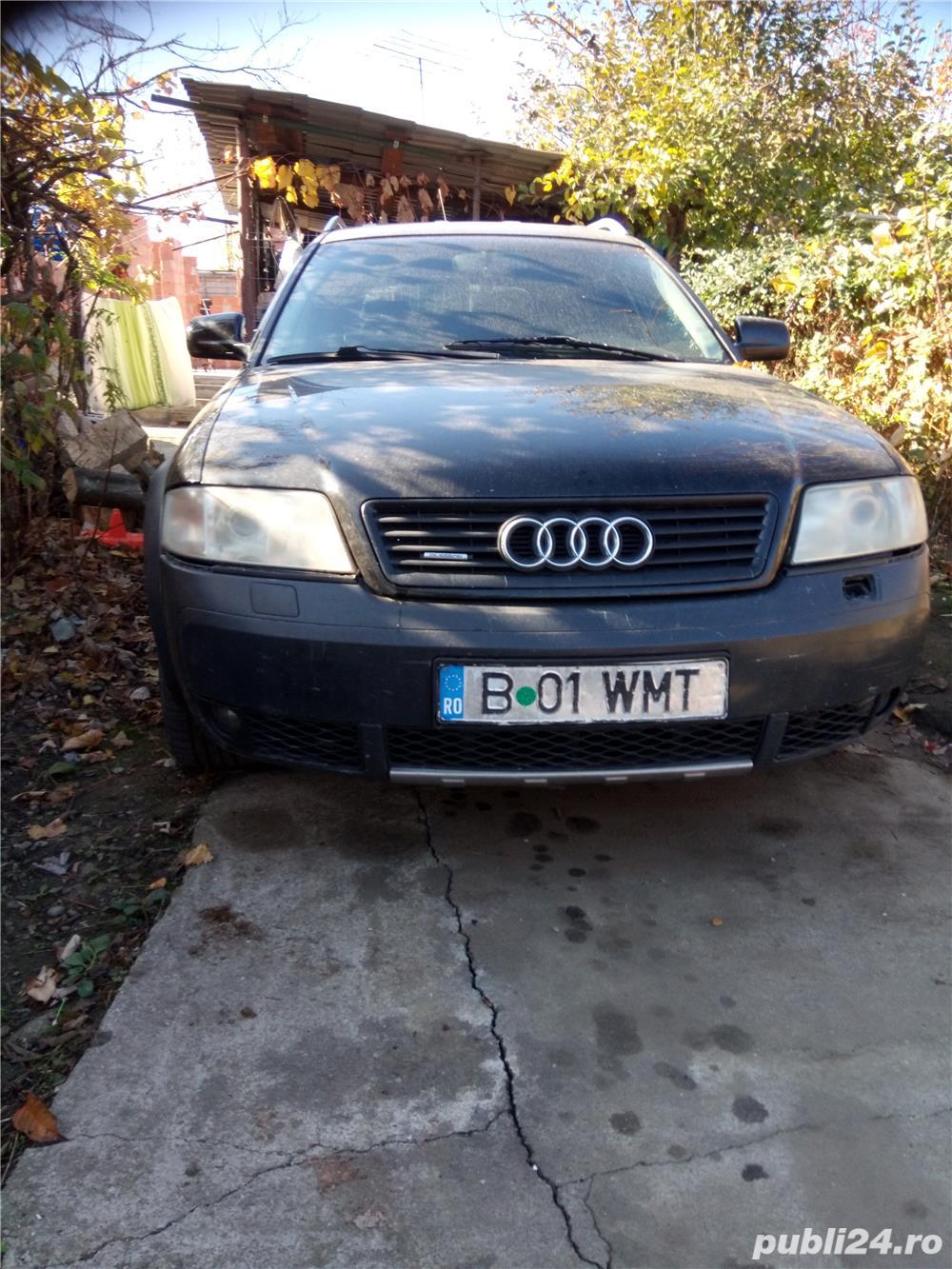 Audi A6 Allroad4*4