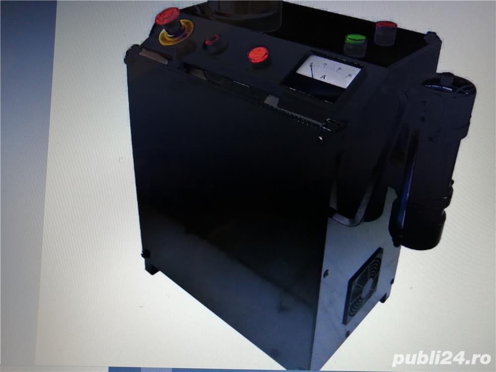 Generator decarbonizare