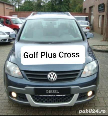 Vw Golf Plus Cross