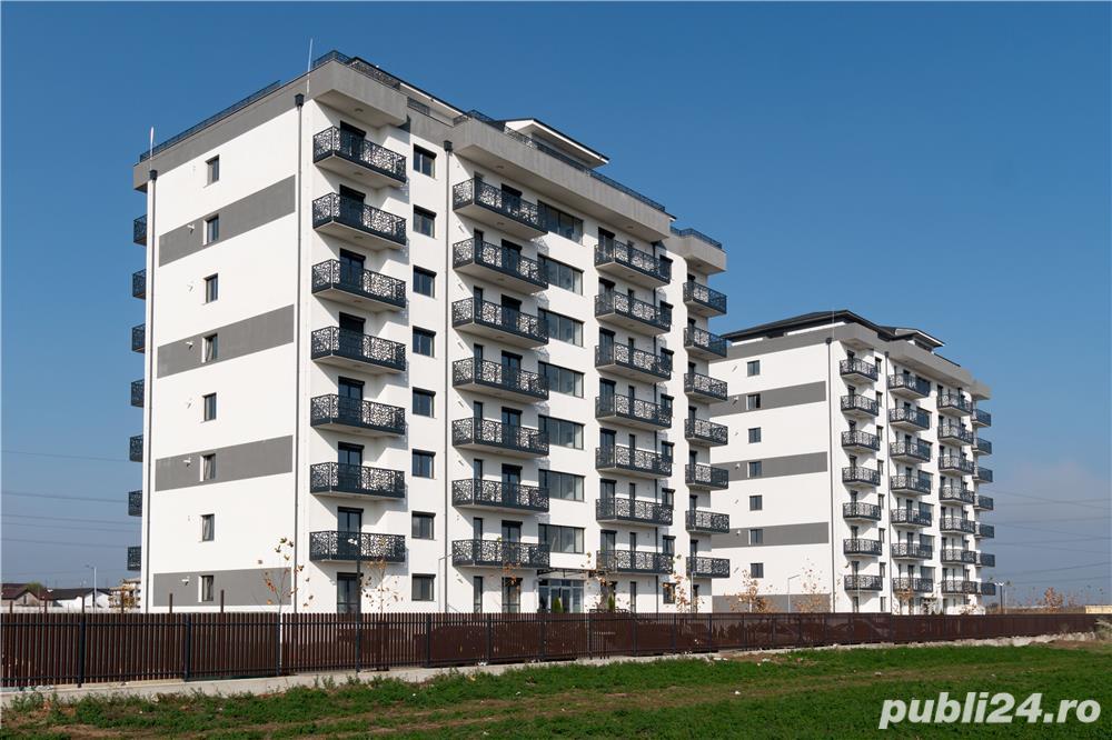 Apartament de 2 camere,finisat la cheie, cu balcon,65 mp utili,Fundeni