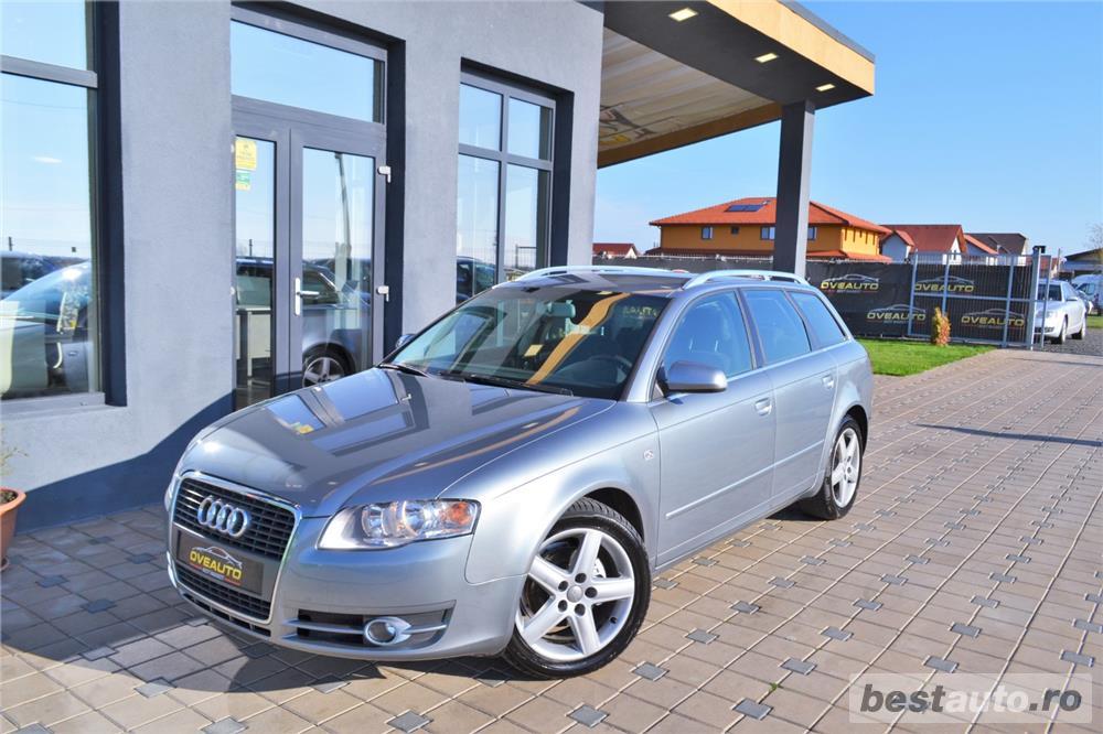 Audi A4 AN:2006=avans 0 % rate fixe=aprobarea creditului in 2 ore=autohaus vindem si in rate