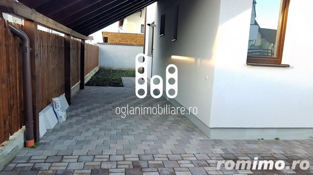 Casa noua cu carport, 5 camere zona Calea Cisnadiei