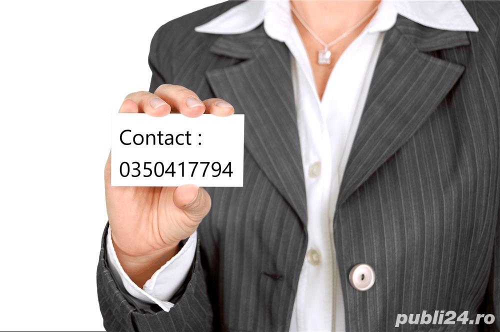 Cauti un loc de munca? Noi te ajutam sa il gasesti. Contacteaza-ne acum!!!