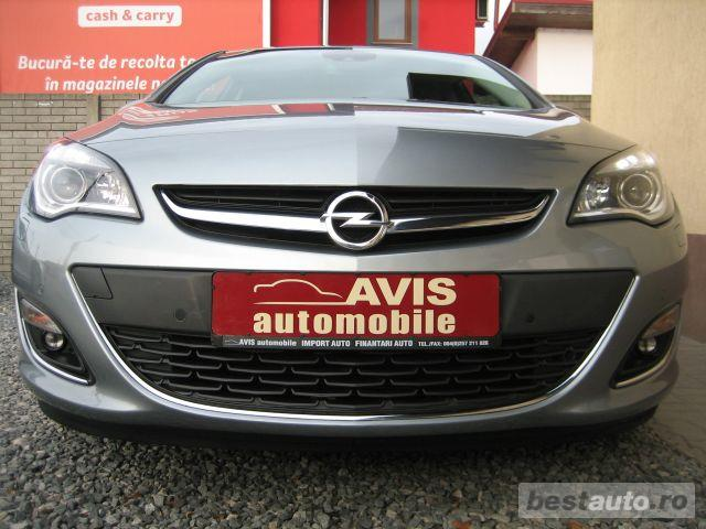 OPEL ASTRA J 1.6 CDTI 136 CP 2015 COSMO EXCLUSIV   FACELIFT.
