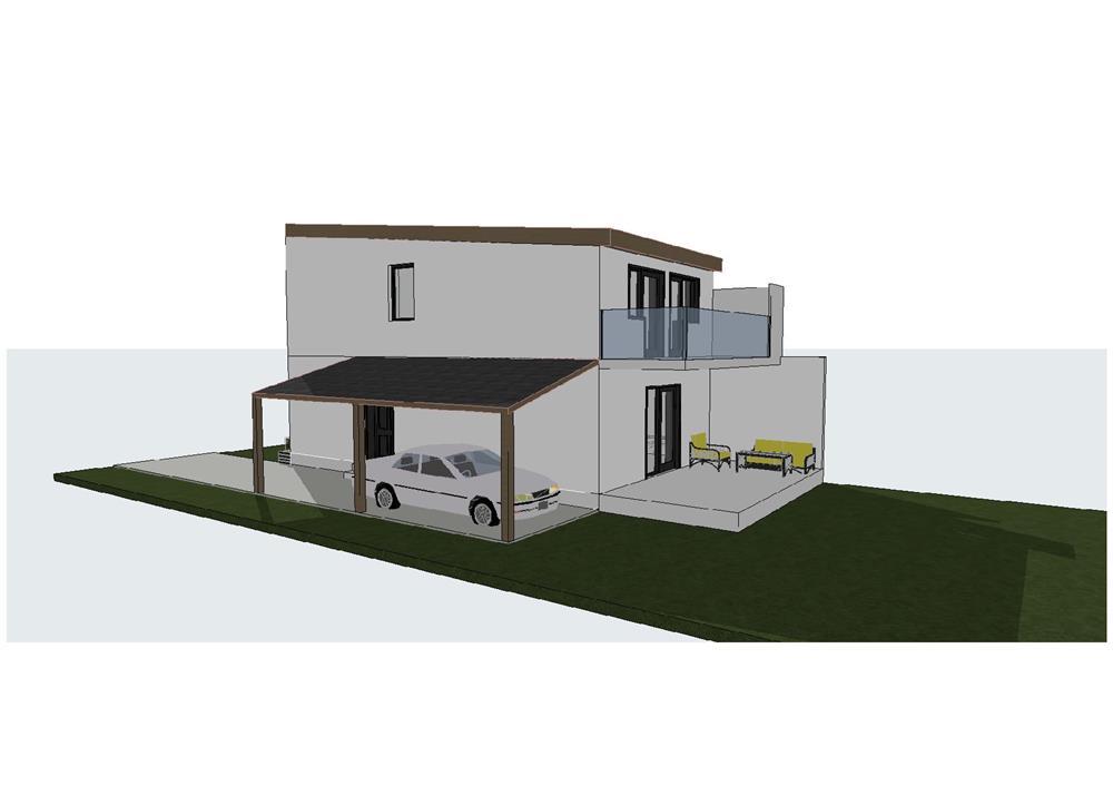 Vind case individuale Braytim, 4 camere , toate utilitatile 145 mpc , asfalt - 129.900 Euro