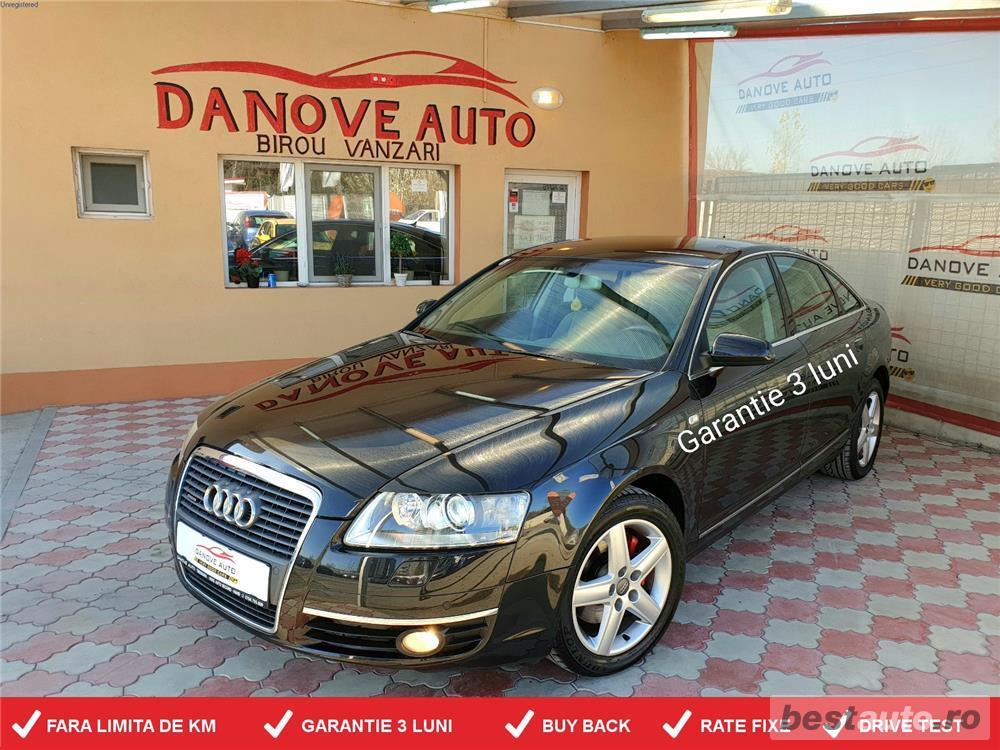 Audi A6,GARANTIE 3 LUNI,BUY BACK ,RATE FIXE,motor 3000 Tdi,225 cp,Piele,4x4,Navi,.
