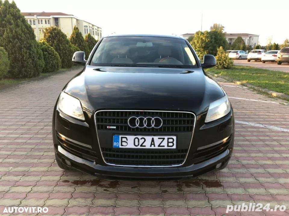 Audi Q7 3.0TDI 233cp an 2009