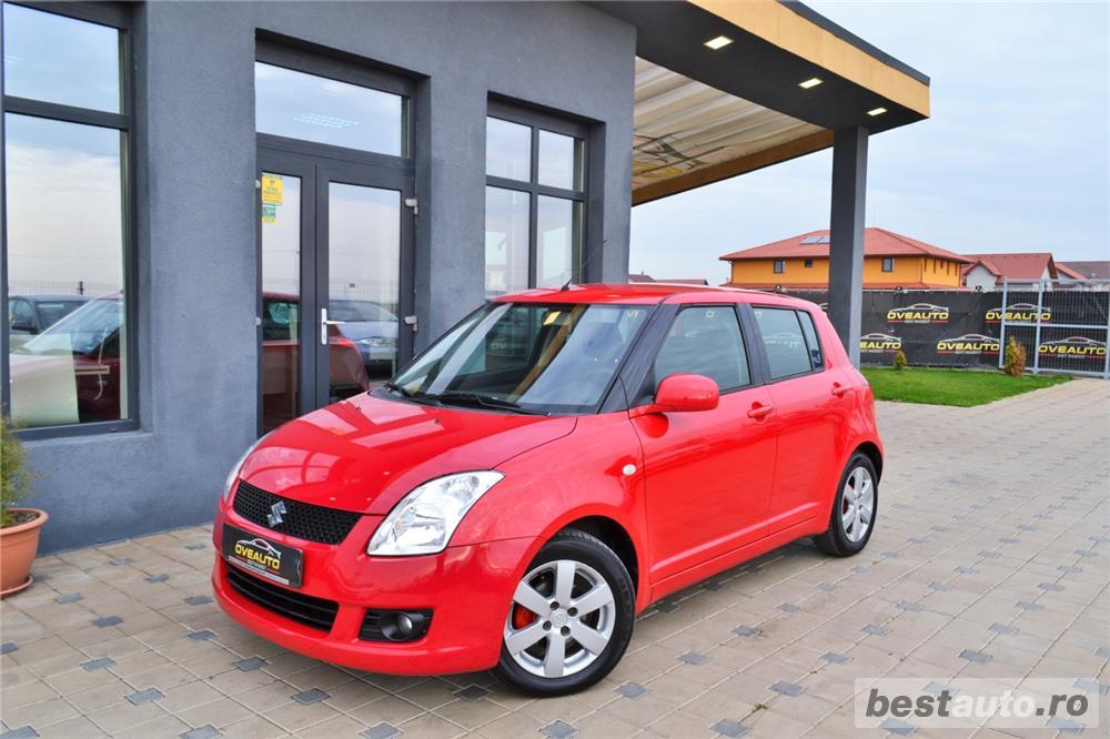 Suzuki swift AN:2010=avans 0 % rate fixe=aprobarea creditului in 2 ore=autohaus vindem si in rate
