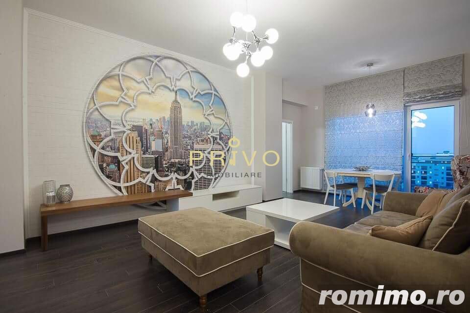 Apartament, 4 camere, modern, cu parcare, Sophia Residence