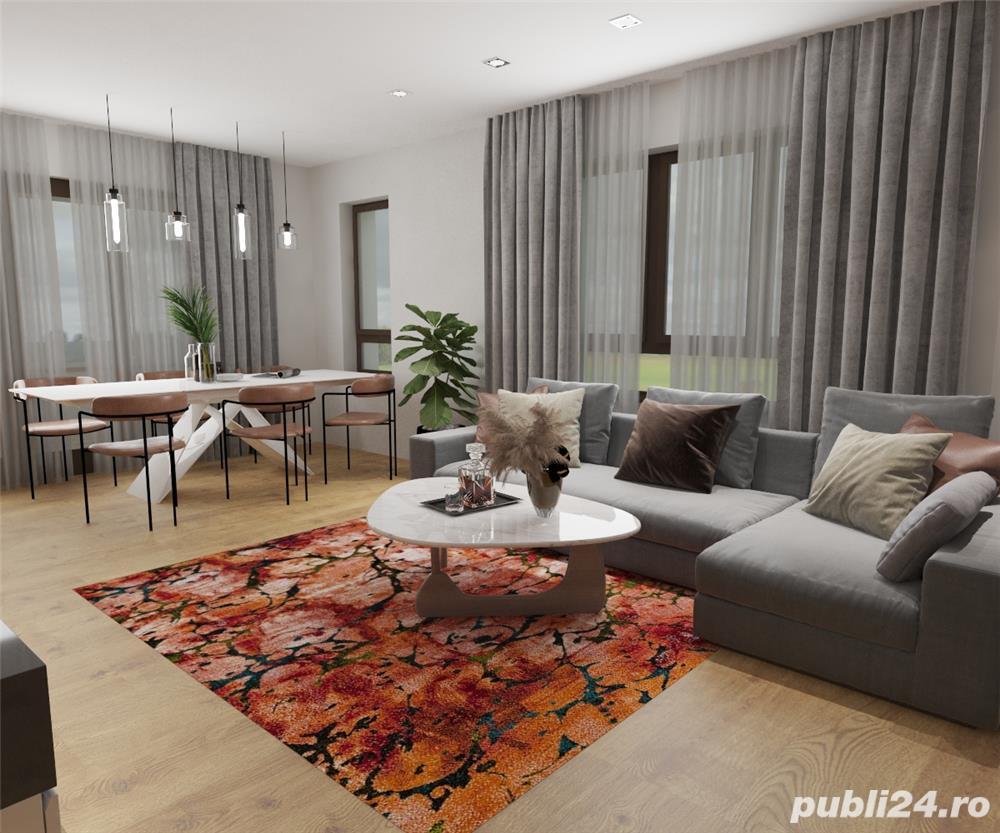 "Ansamblul Rezidential ""TransAlpina Residence""-Sebes"