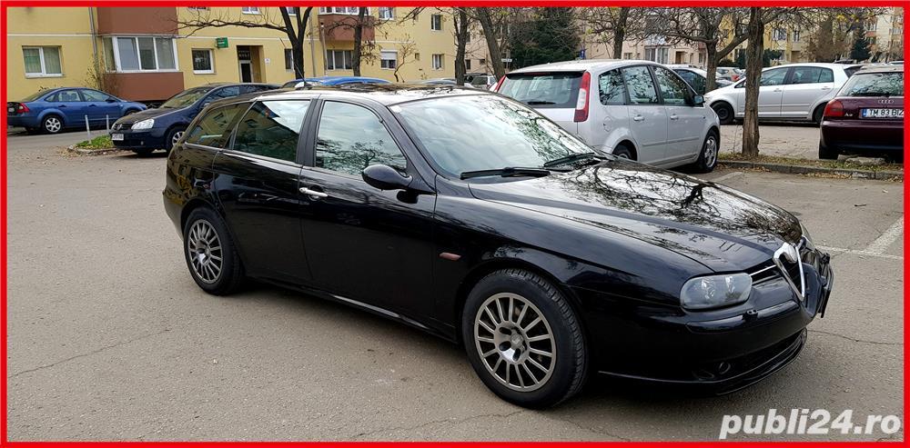 Alfa Romeo 156.Selespeed.166cp motor 2,0l.JTS.