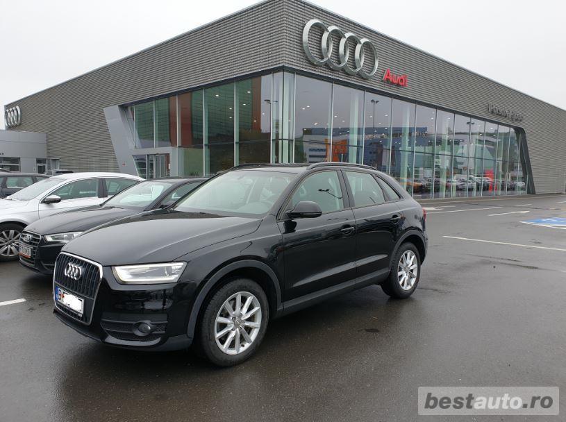 Audi Q3 - 1.4 TFSI
