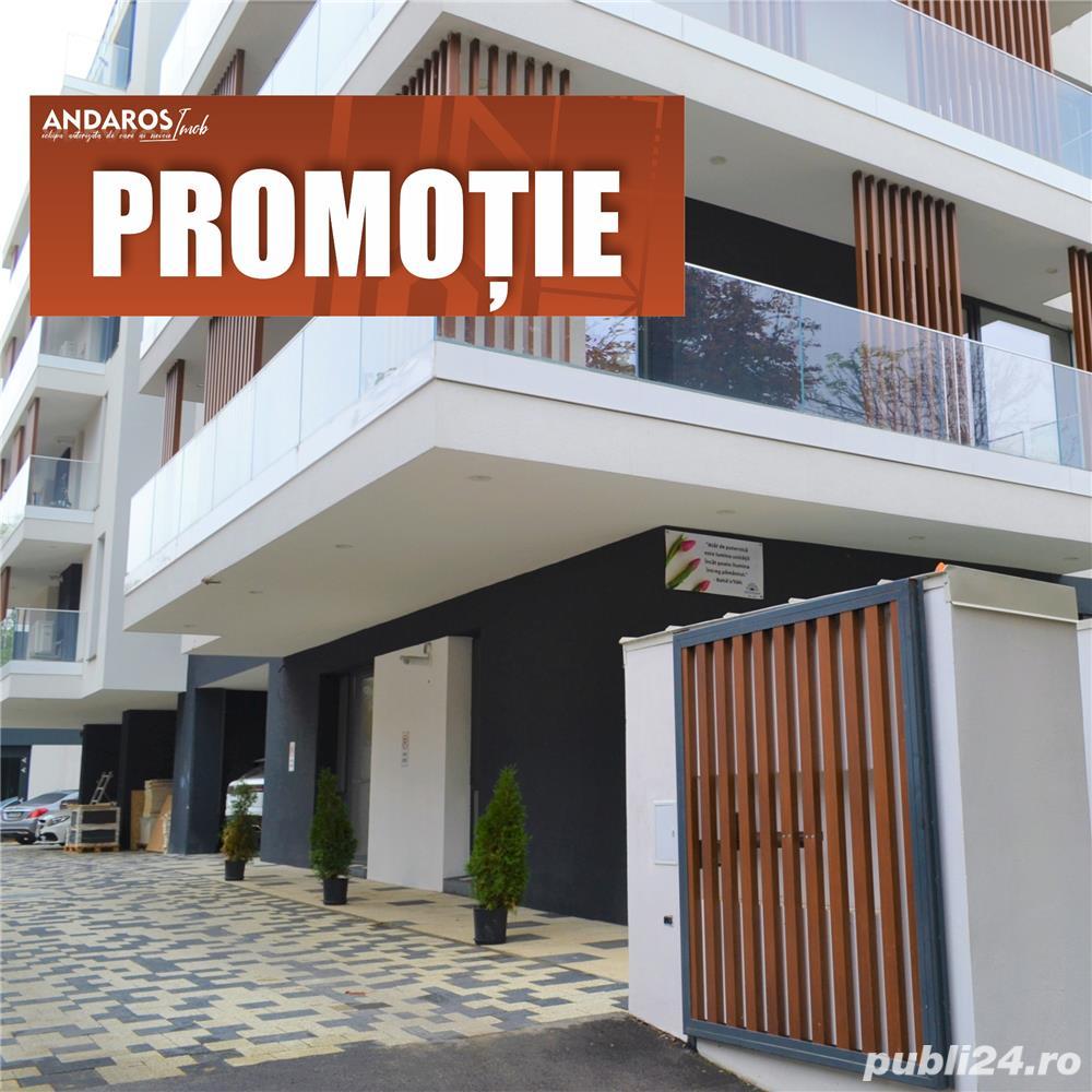 Apartament 2 camere, Herastrau, complex rezidential nou, 65 mp